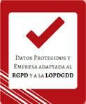 Certificado de empresa adaptada a la RGPD